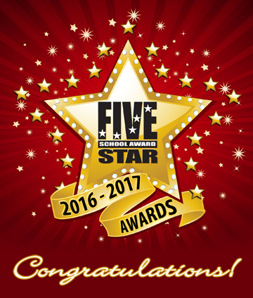 2016-2017 Five Star Award