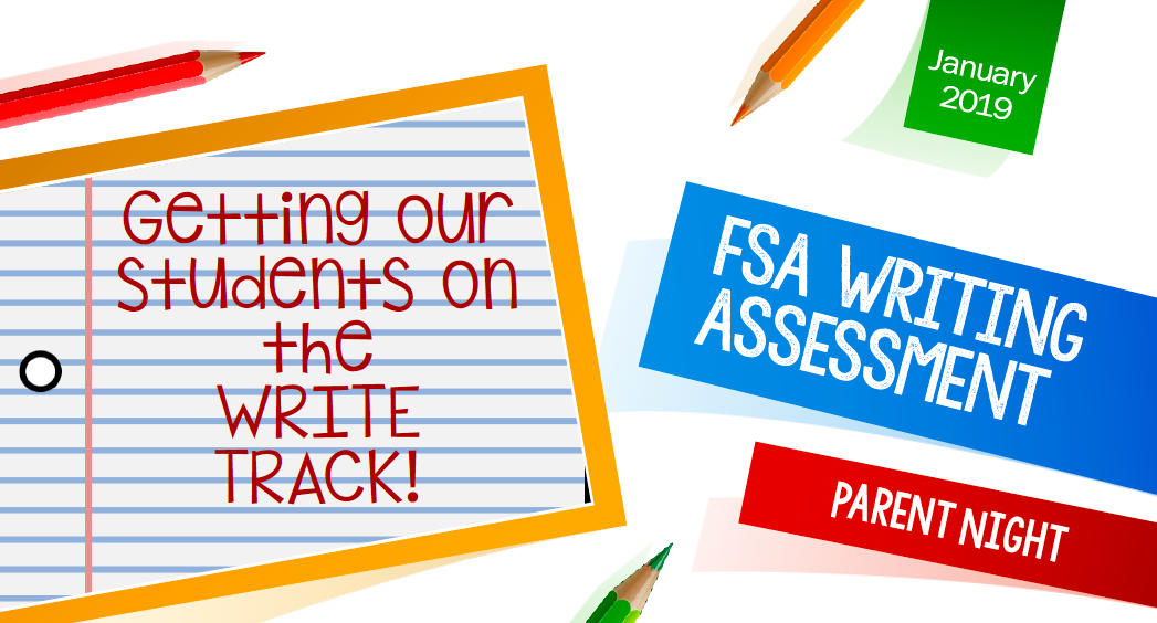 FSA Writing Parent Information