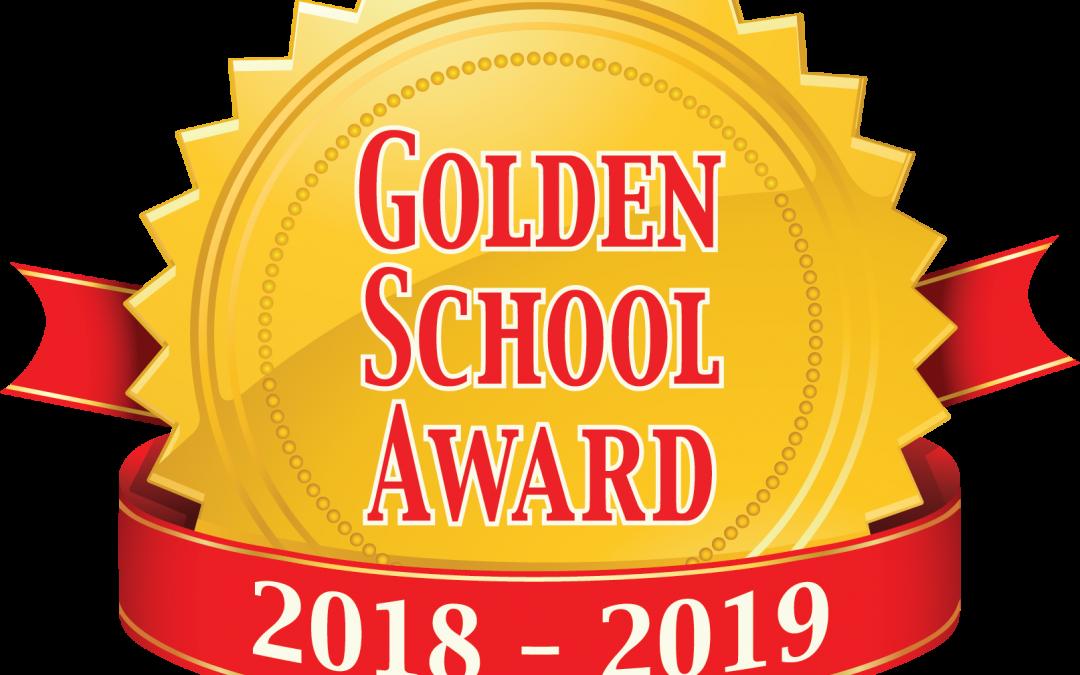 Golden School Award